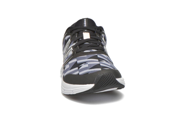 Chaussures de sport New Balance WX711 Noir vue portées chaussures