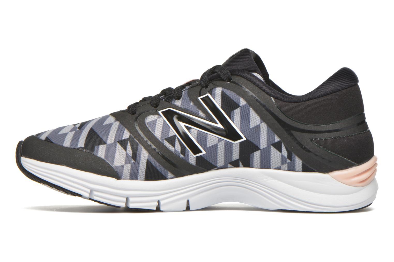 Chaussures de sport New Balance WX711 Noir vue face