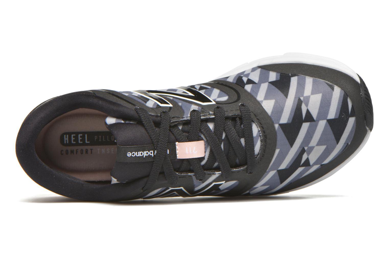Chaussures de sport New Balance WX711 Noir vue gauche