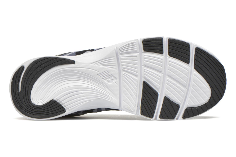 Chaussures de sport New Balance WX711 Noir vue haut