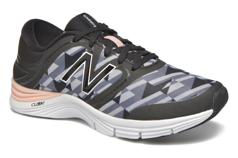 Chaussures de sport New Balance WX711 Noir vue détail/paire