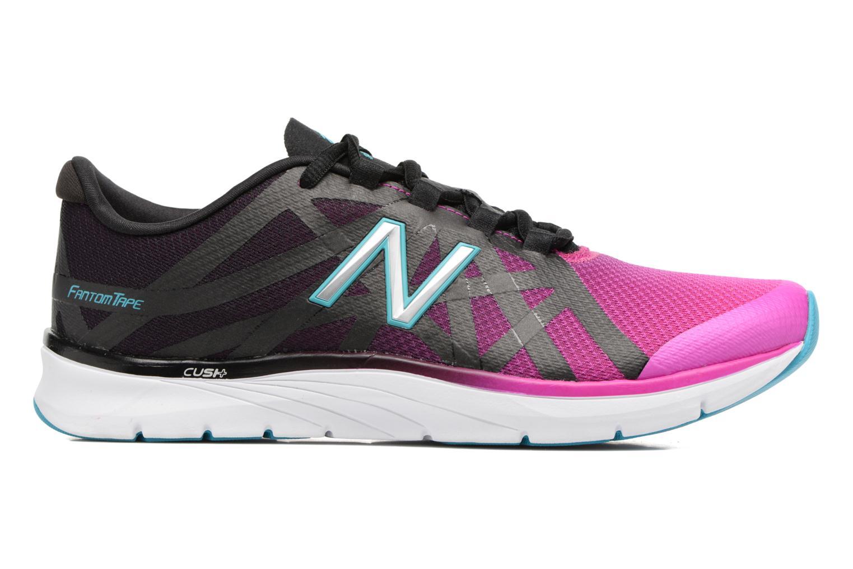 Chaussures de sport New Balance WX811 Violet vue derrière