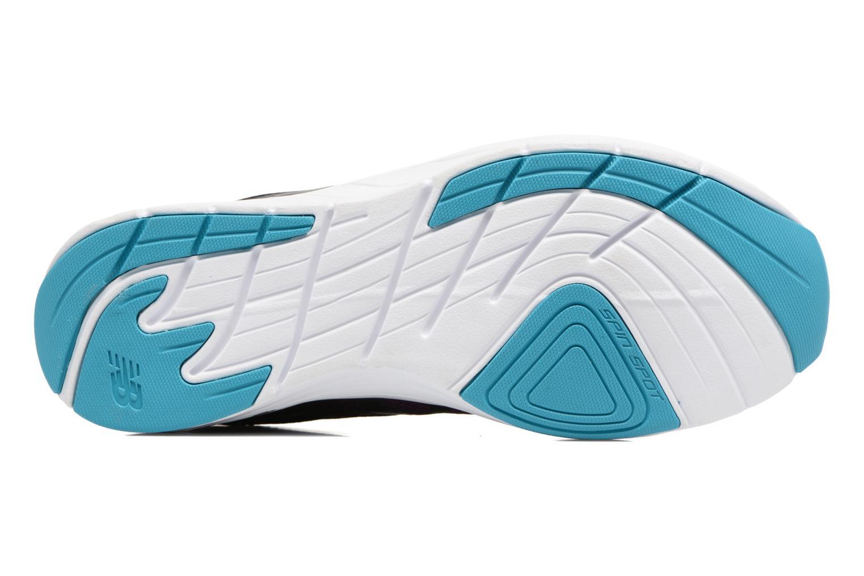 Chaussures de sport New Balance WX811 Violet vue haut