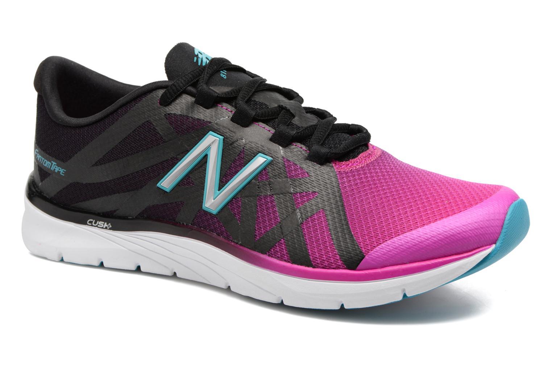 Chaussures de sport New Balance WX811 Violet vue détail/paire