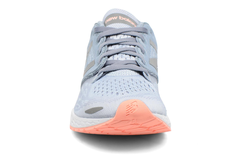 Chaussures de sport New Balance WZANT Gris vue portées chaussures