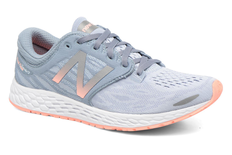 Chaussures de sport New Balance WZANT Gris vue détail/paire