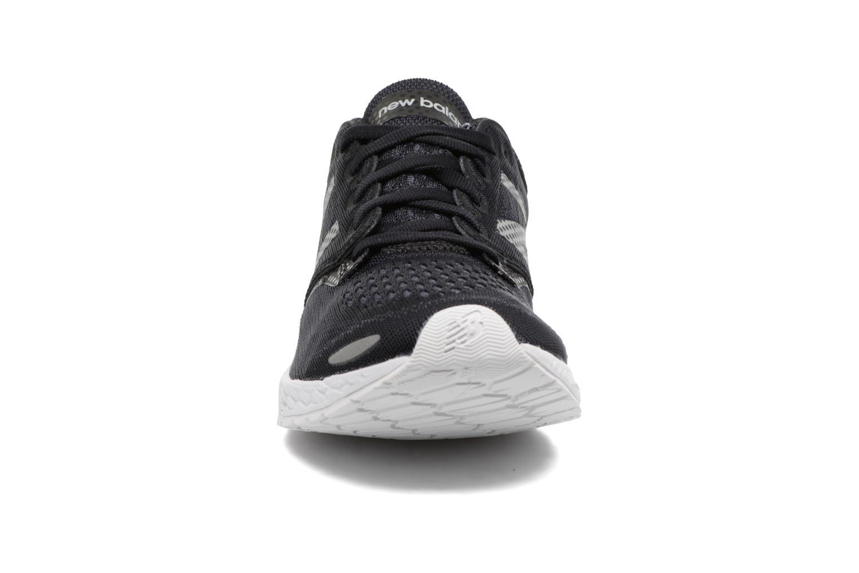 Chaussures de sport New Balance WZANT Noir vue portées chaussures