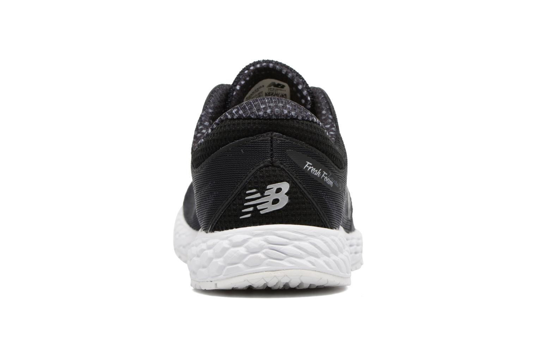 Chaussures de sport New Balance WZANT Noir vue droite