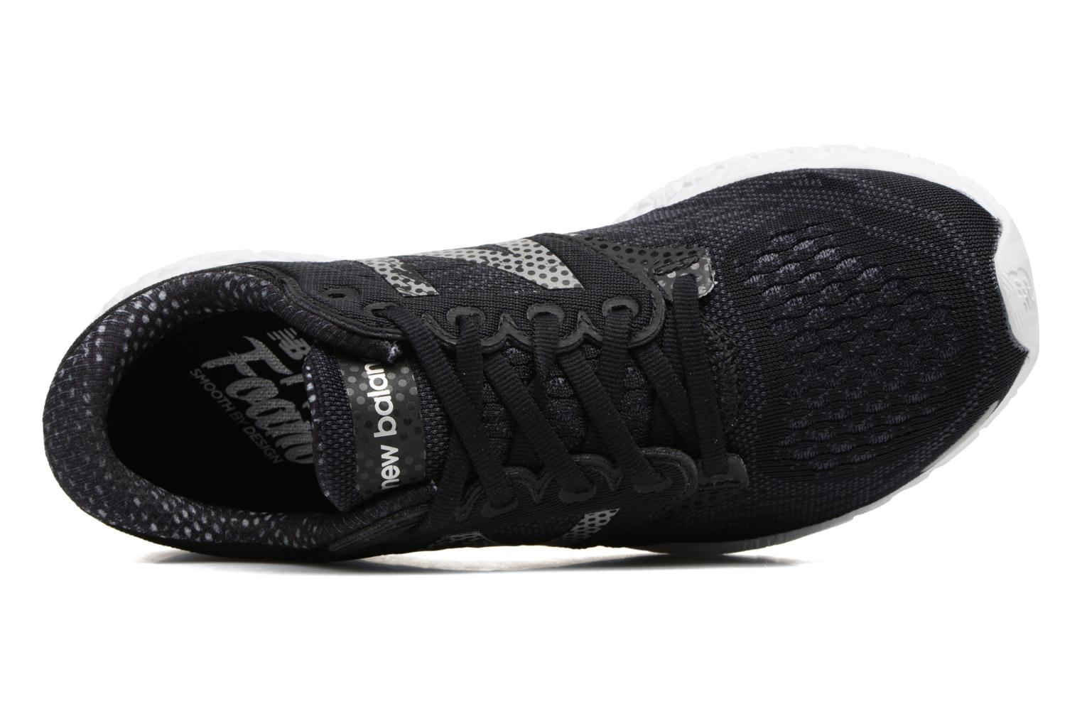Sport shoes New Balance WZANT Black view from the left