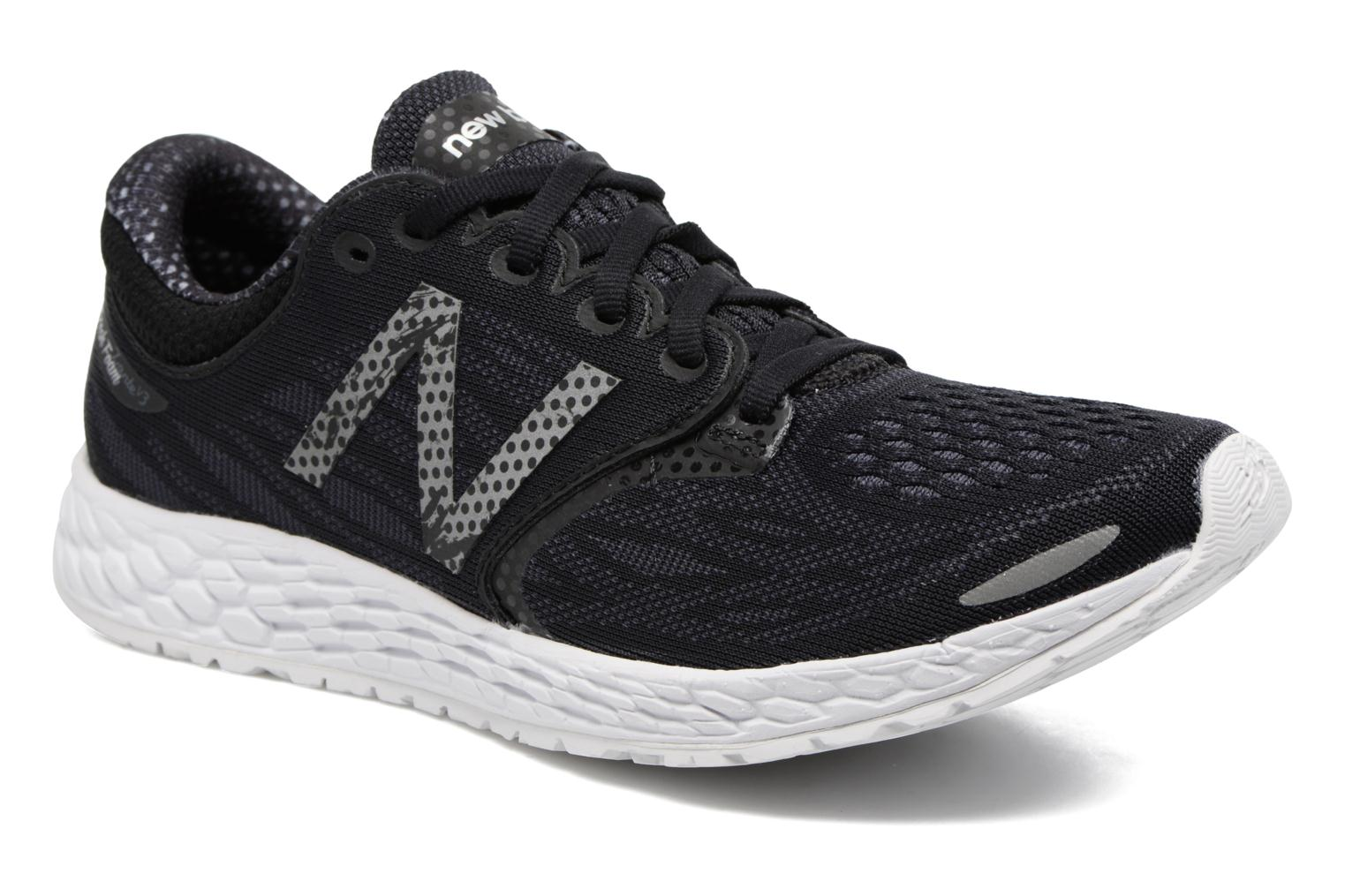 Sport shoes New Balance WZANT Black detailed view/ Pair view