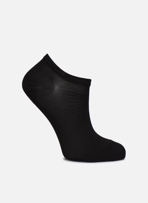 Chaussettes et collants BLEUFORÊT Mini Sox Fil d'Ecosse Classic Noir vue détail/paire