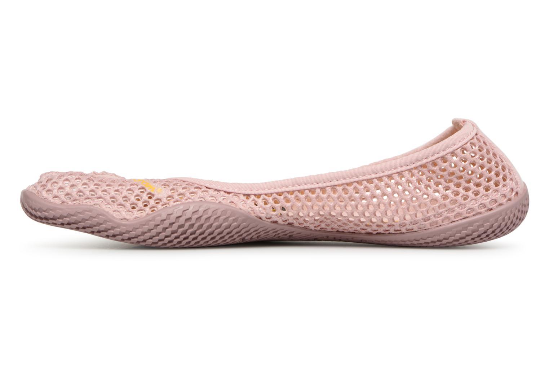 Chaussures de sport Vibram FiveFingers Vi-B Rose vue face