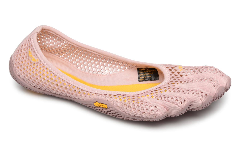 Chaussures de sport Vibram FiveFingers Vi-B Rose vue détail/paire