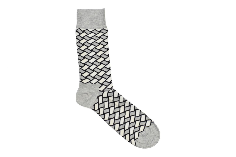 Chaussettes et collants Happy Socks Chaussettes BASKET Multicolore vue détail/paire