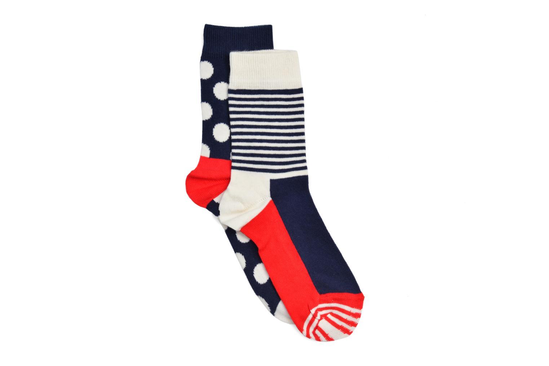 Chaussettes et collants Happy Socks Chaussettes BIG DOT Pack de 2 Multicolore vue détail/paire