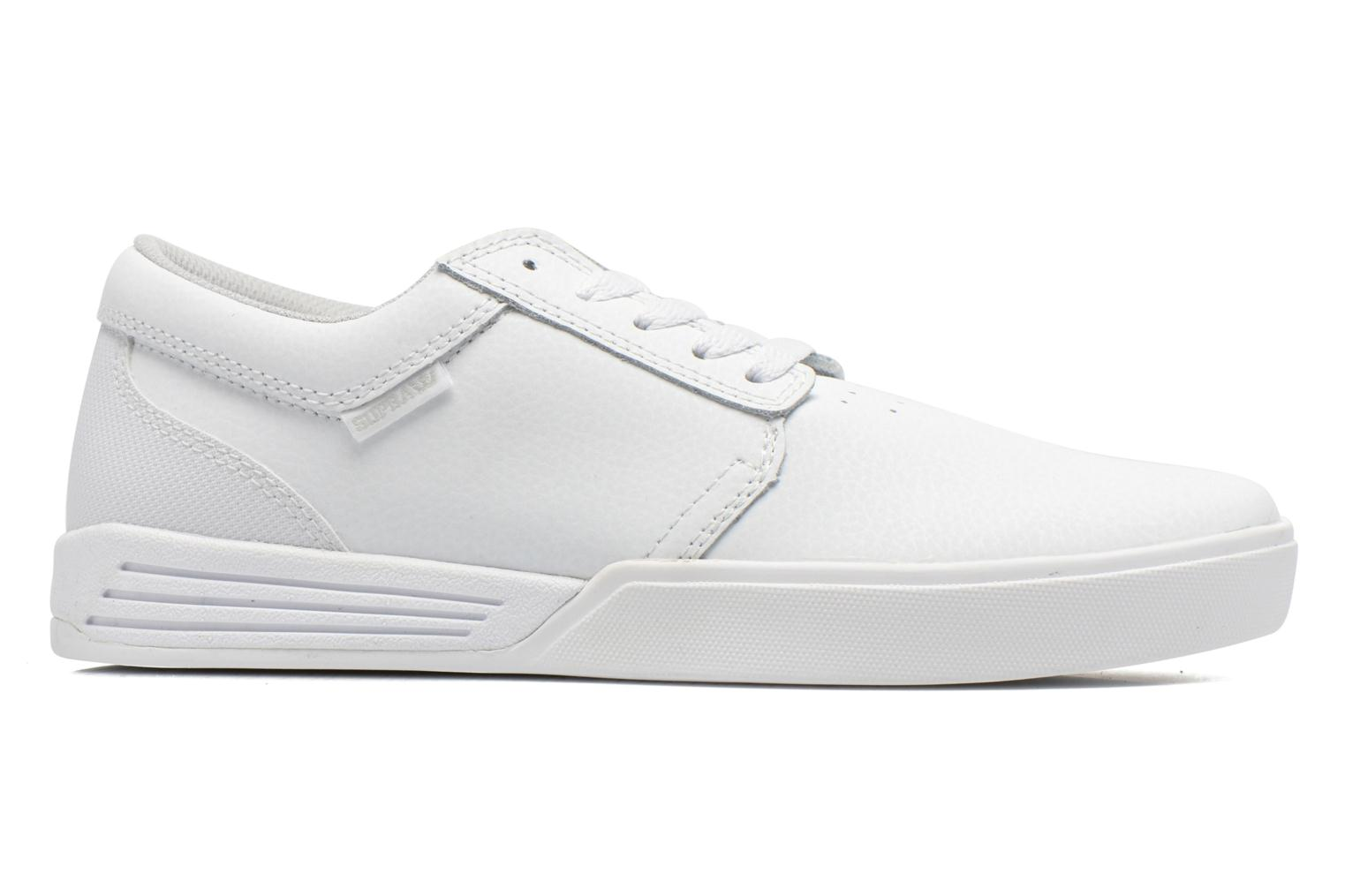 Sport shoes Supra Hammer White back view