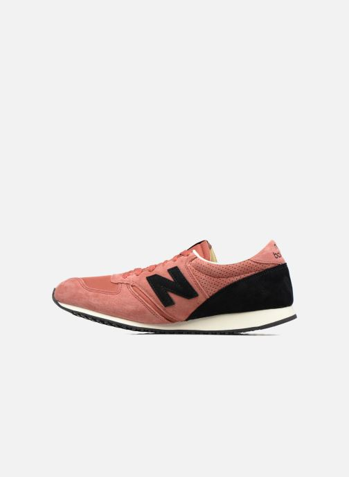 Sneakers New Balance U420 M Oranje voorkant
