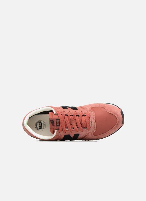 Sneakers New Balance U420 M Oranje links