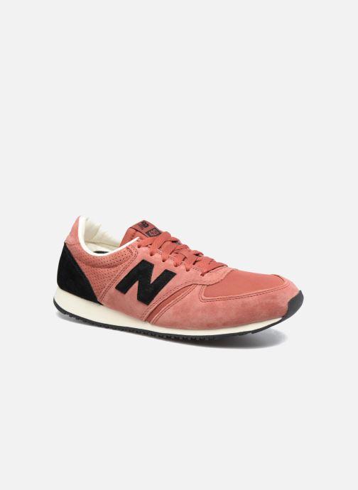 Sneakers New Balance U420 M Oranje detail