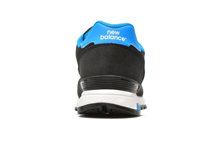 Baskets New Balance ML565 D M Noir vue droite