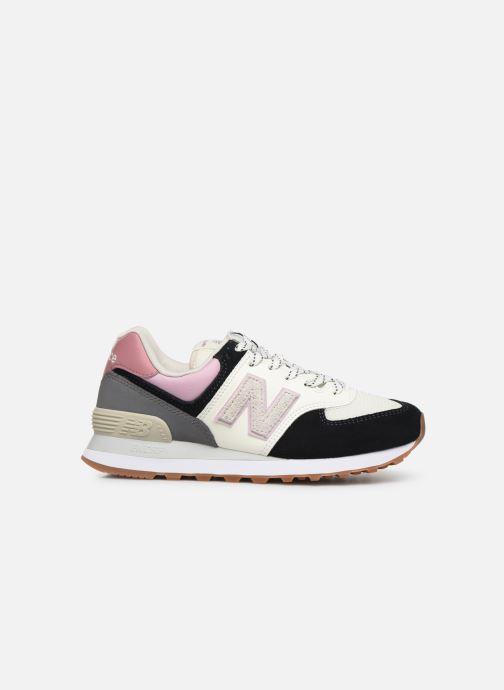 Sneaker New Balance Ml574 W mehrfarbig ansicht von hinten