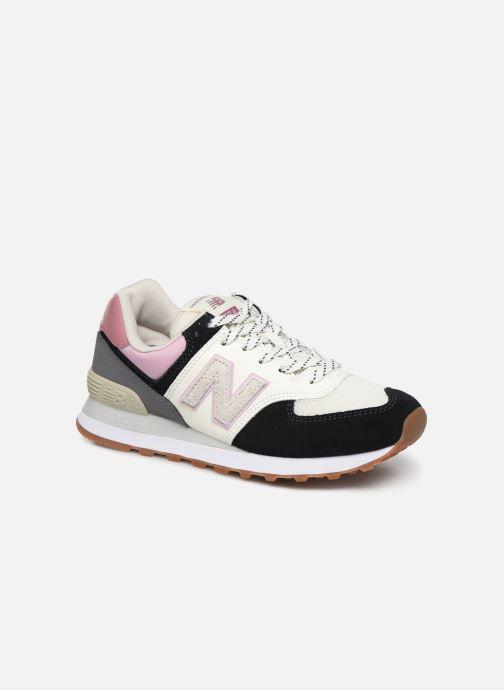 Sneaker New Balance Ml574 W mehrfarbig detaillierte ansicht/modell