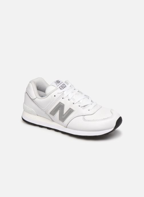 Sneakers New Balance ML574 D Wit detail