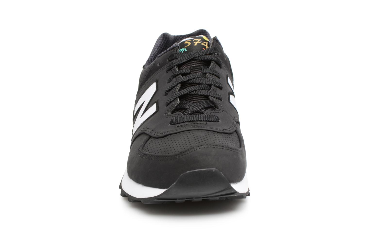 Trainers New Balance ML574 D Black model view