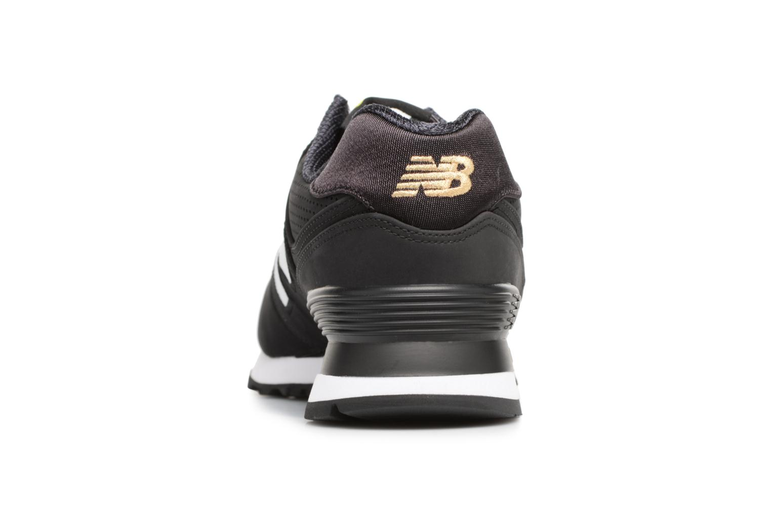 Trainers New Balance ML574 D Black view from the right