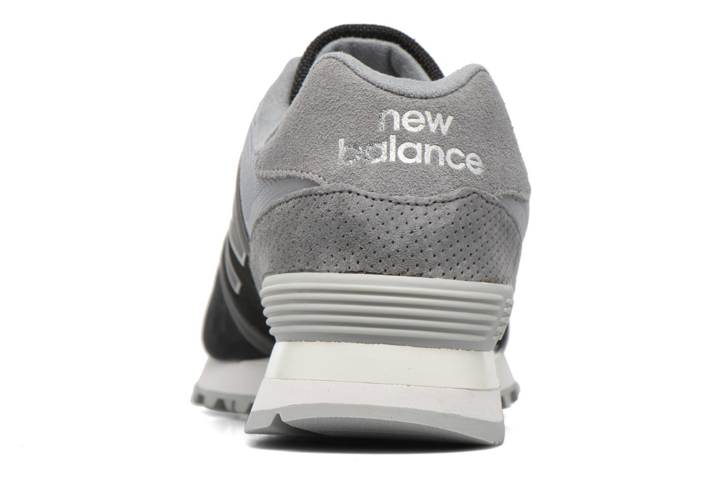 Baskets New Balance MTL574 D M Gris vue droite