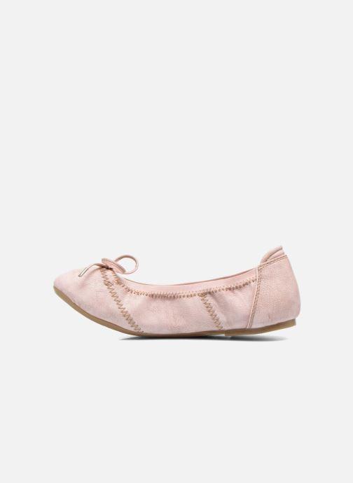 Ballerina's Mustang shoes Leah Roze voorkant