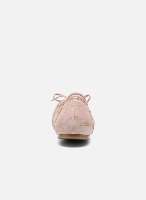 Ballerina's Mustang shoes Leah Roze rechts