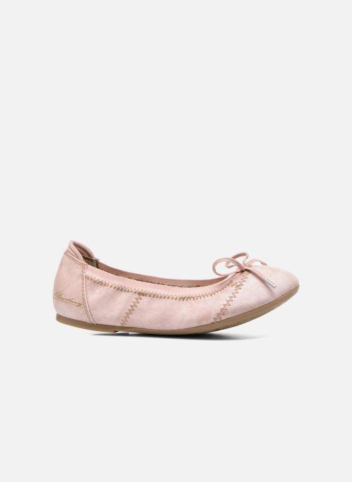 Ballerina's Mustang shoes Leah Roze achterkant