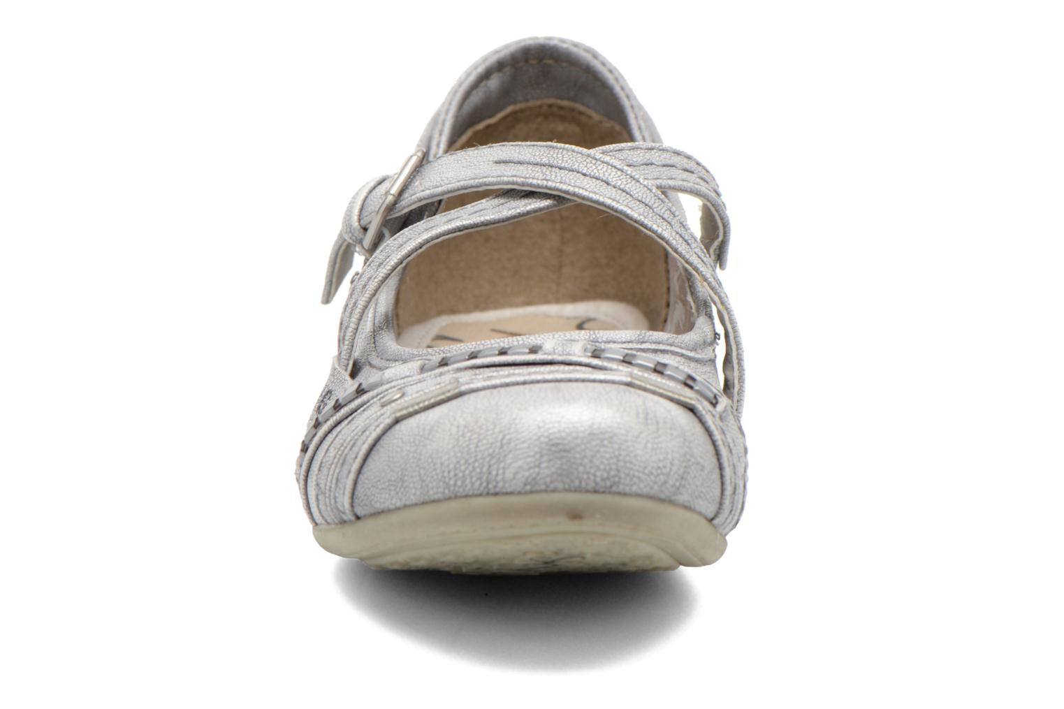 Ballet pumps Mustang shoes Maya Kids Silver model view
