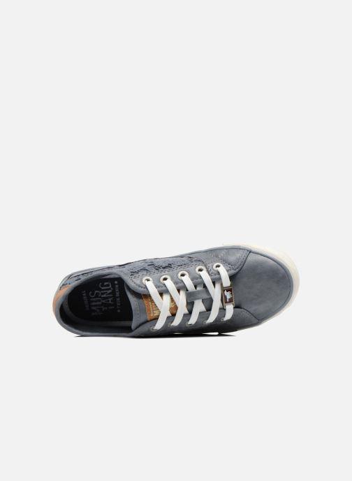 Sneakers Mustang shoes Hannah Blauw links