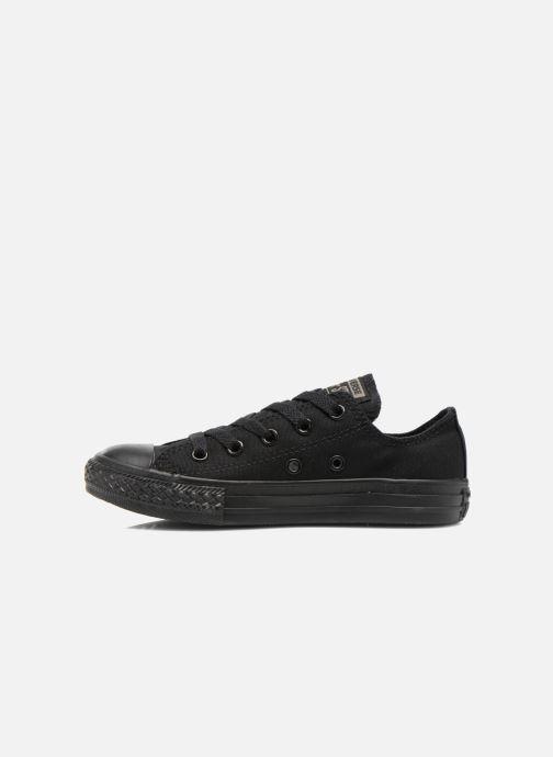 Sneakers Converse Chuck Taylor Ox Zwart voorkant