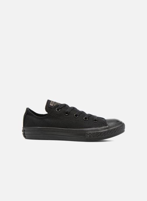 Sneakers Converse Chuck Taylor Ox Zwart achterkant