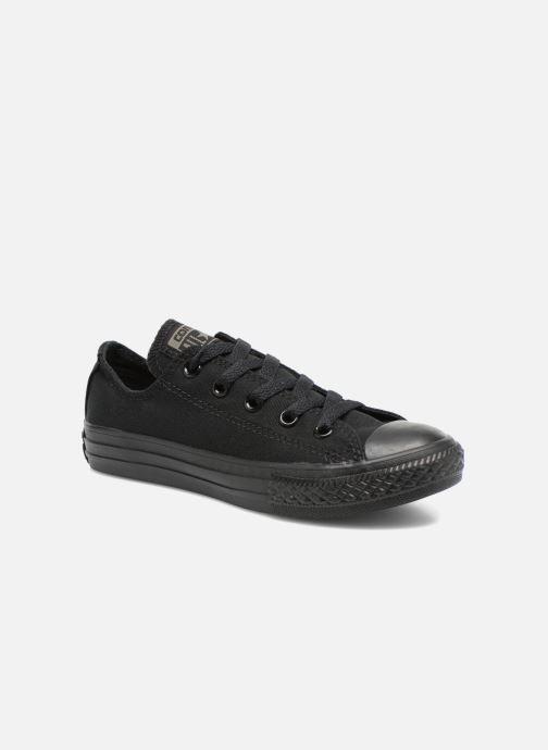 Sneakers Converse Chuck Taylor Ox Zwart detail