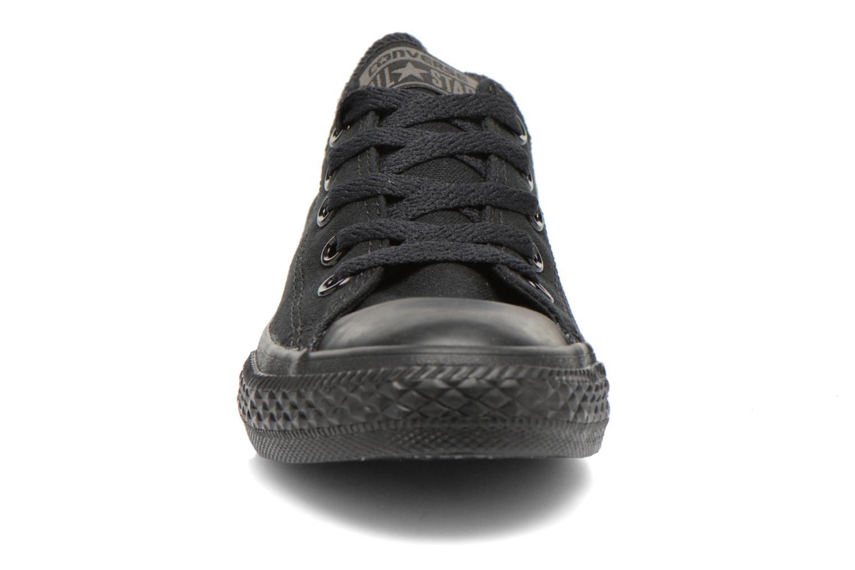 Baskets Converse Chuck Taylor Ox Noir vue portées chaussures
