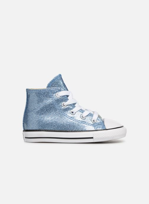Sneakers Converse Chuck Taylor All Star Hi Blauw achterkant