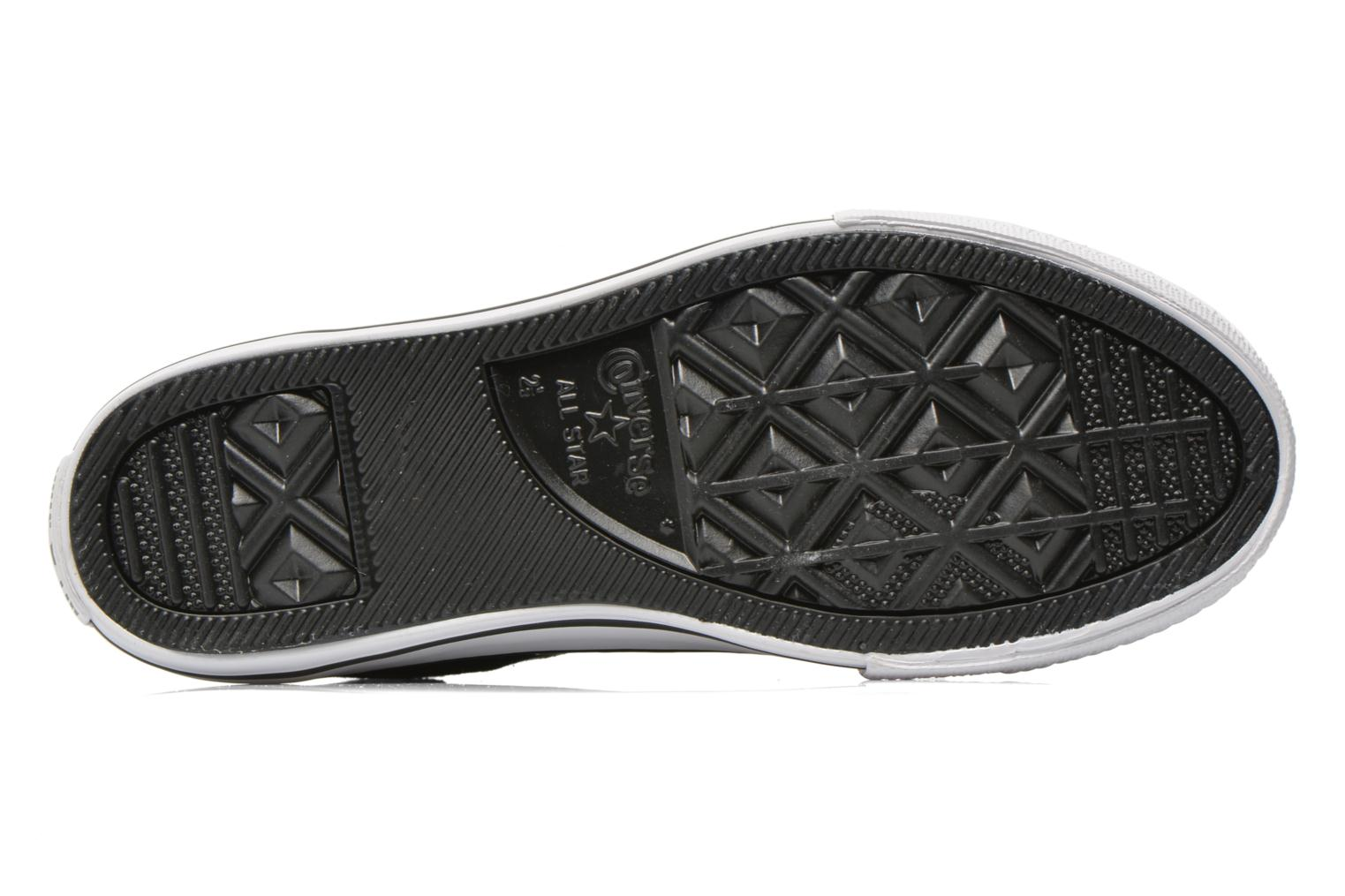 Trainers Converse Chuck Taylor All Star Hi Black view from above