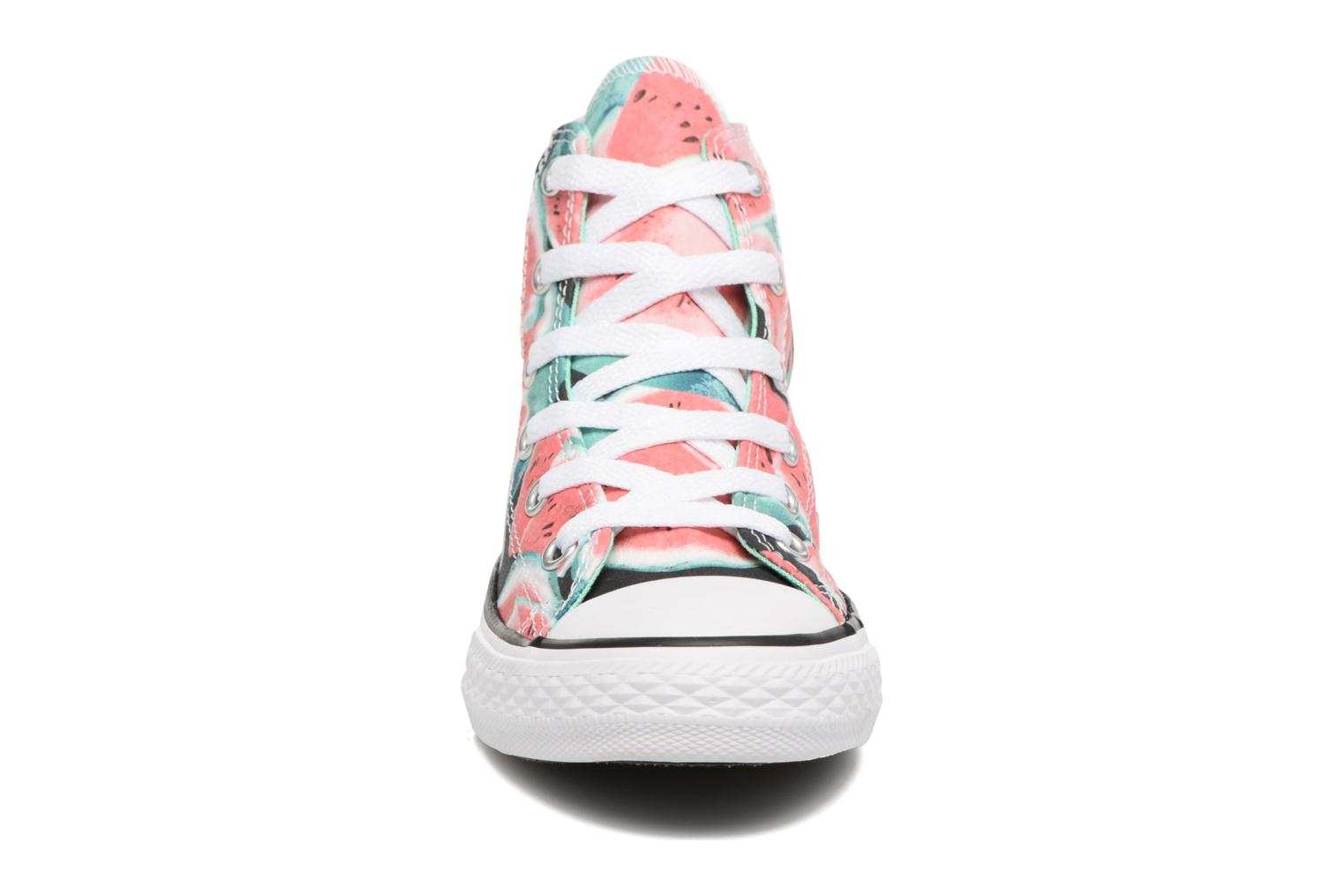 Trainers Converse Chuck Taylor All Star Hi Multicolor model view