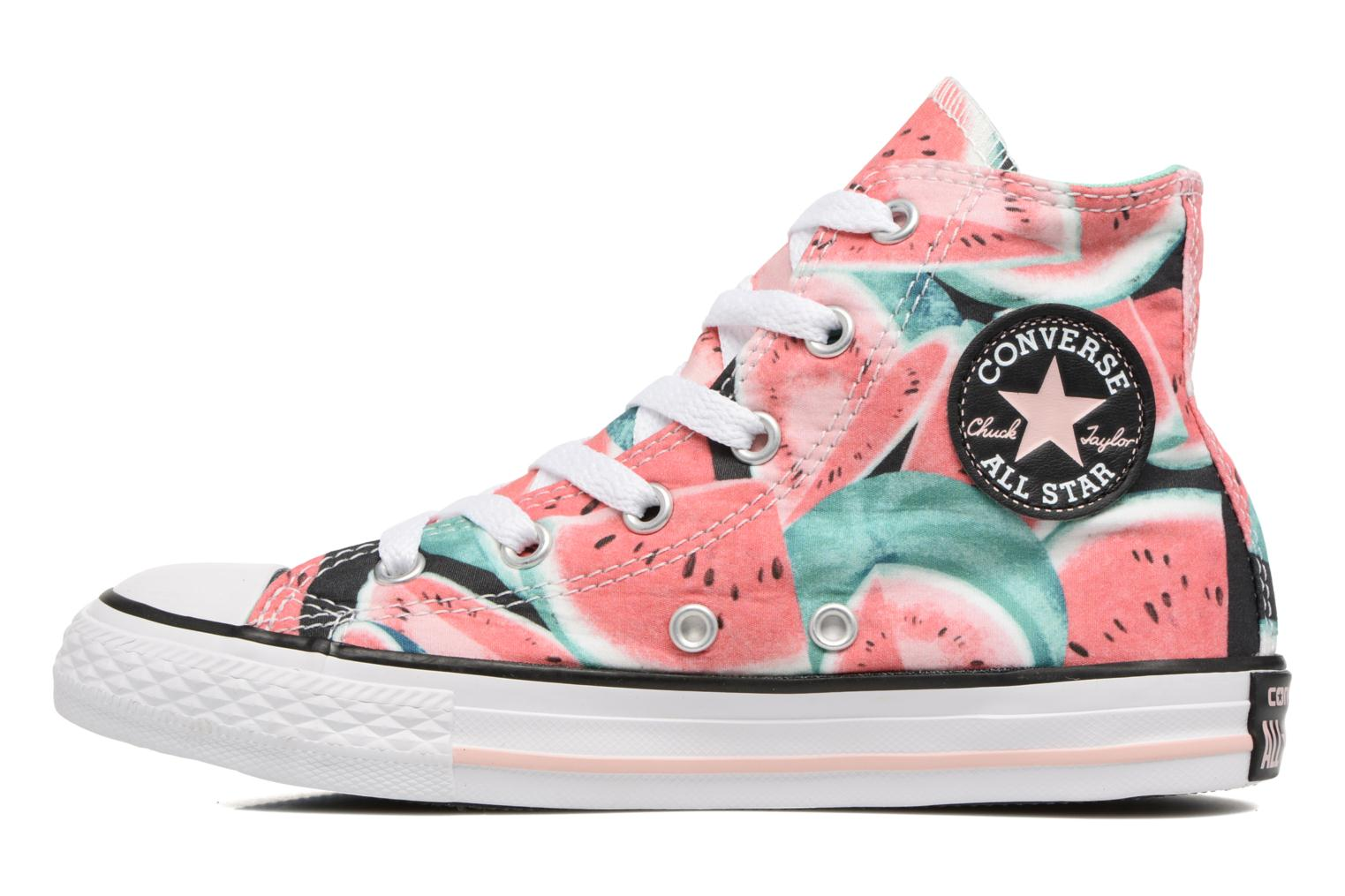 Trainers Converse Chuck Taylor All Star Hi Multicolor front view