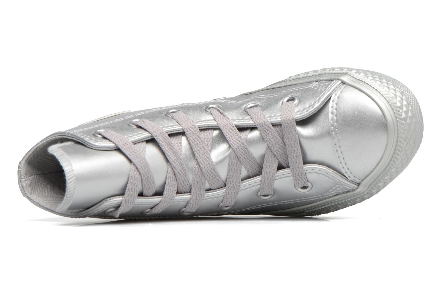 Sneakers Converse Chuck Taylor All Star Hi Zilver links