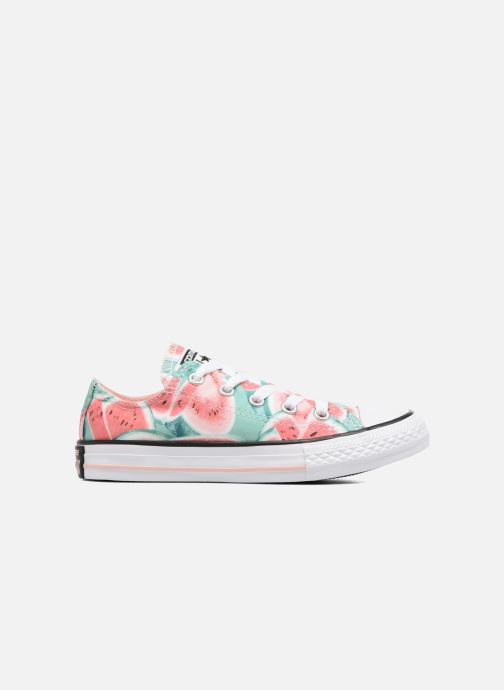 Sneakers Converse Chuck Taylor All Star Ox Multicolor achterkant
