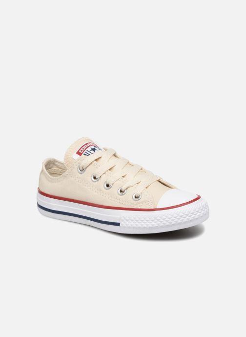 Sneakers Converse Chuck Taylor All Star Ox Beige detaljeret billede af skoene
