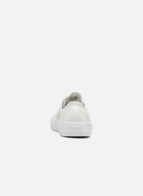 Trainers Converse Chuck Taylor All Star Ox White view from the right
