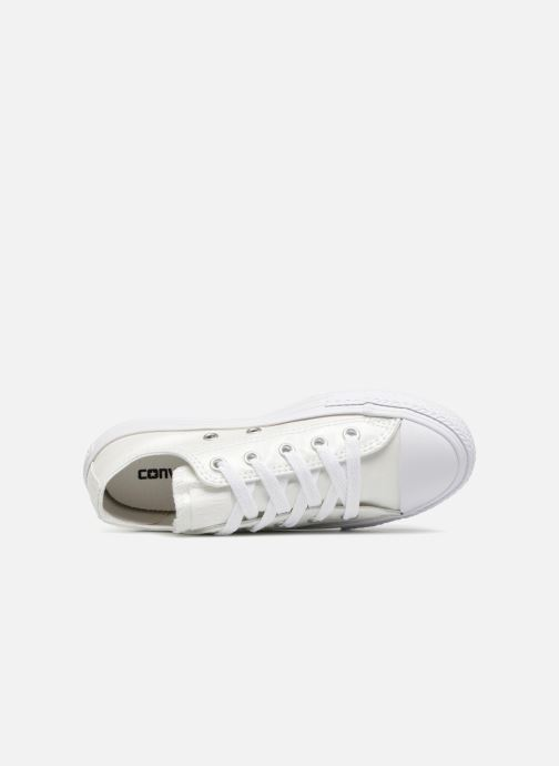 Trainers Converse Chuck Taylor All Star Ox White view from the left
