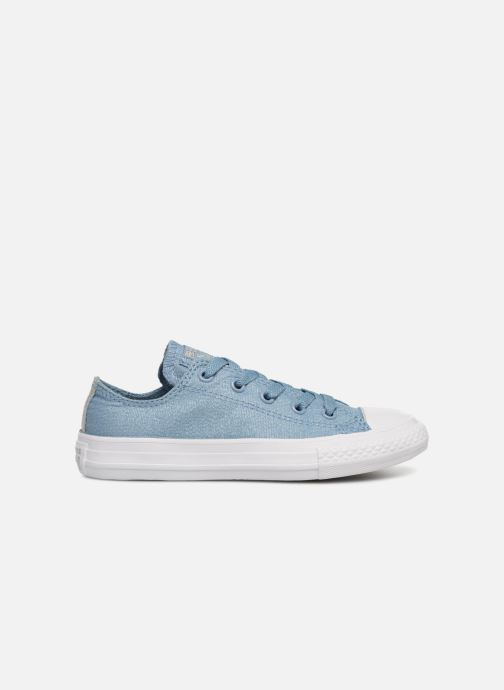 Sneakers Converse Chuck Taylor All Star Ox Blauw achterkant