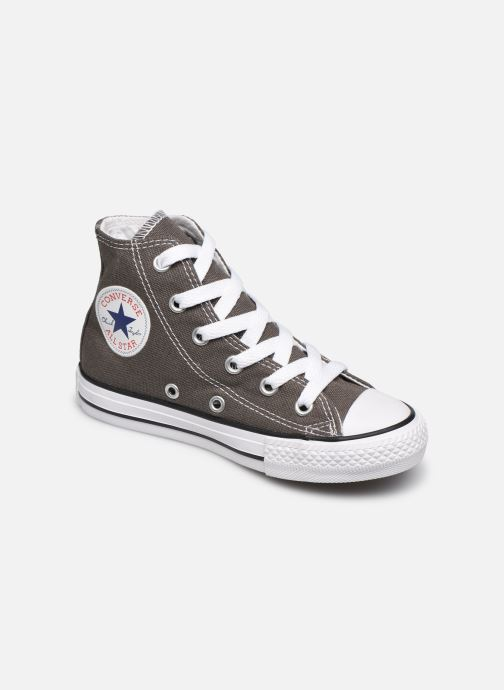 Baskets Converse Chuck Taylor All Star Sp Hi Gris vue détail/paire